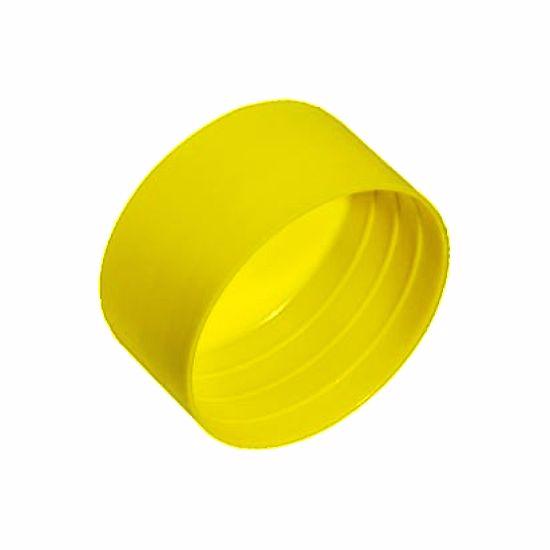 Obrázok z Krytky potrubí Typ 1, LDPE, prírodná, žltá alebo čierna