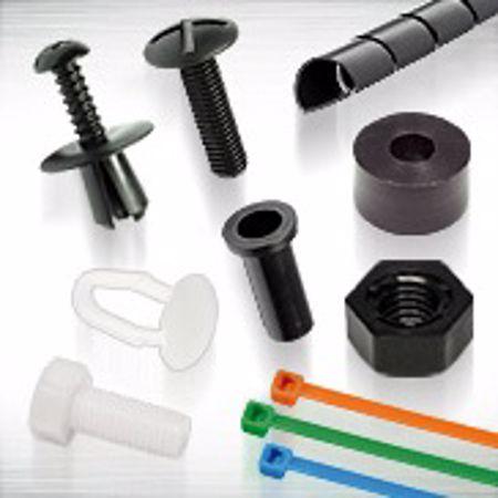 Obrázok pre kategóriu Plastový spojovací materiál