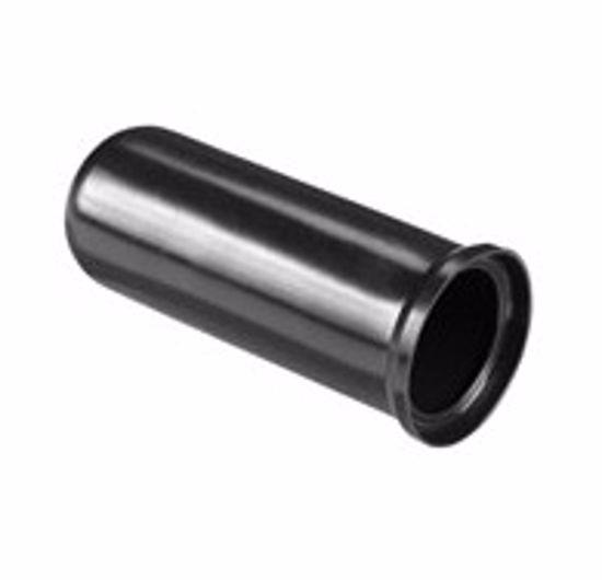 Obrázek z Krytky šroubů a matic s podložkou, LDPE, černé