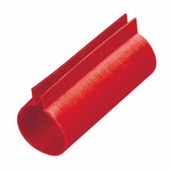 Obrázok z Chrániče závitov, LDPE, červené