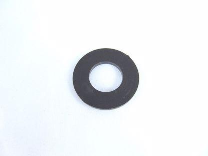 Obrázek Podložky plastové DIN 9021 PA6.6, černé