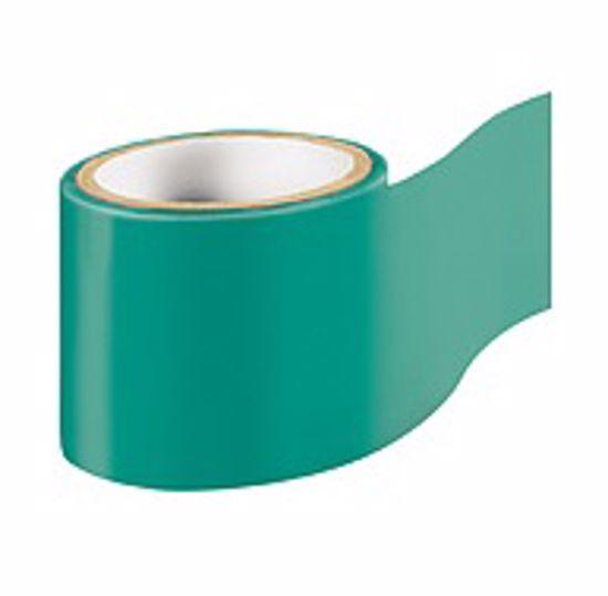 Obrázok z Maskovacie pásky do 200C, polyester, zelené