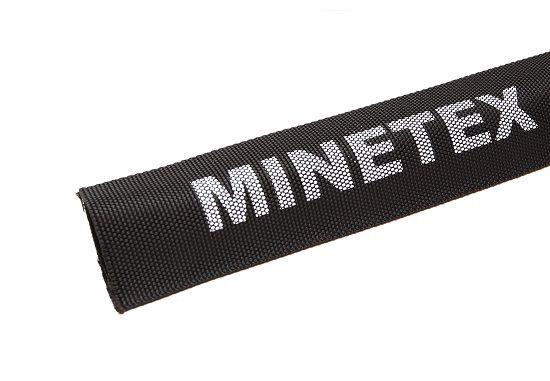 Obrázek z Textilní návleky pro hydraulické hadice, MSHA, černé