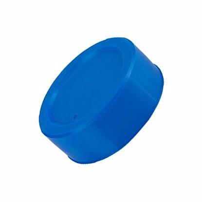 Obrázek Krytky potrubí Typ 2, LDPE, modré